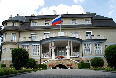 Rusky konzulat v Brne