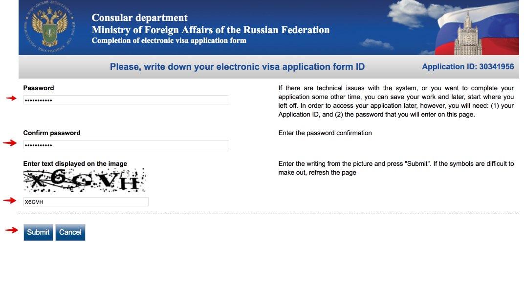 Taielik Vene viisataotluse vorm 2